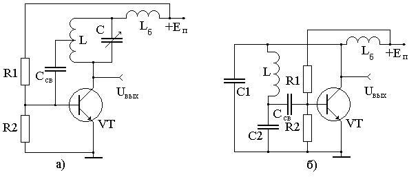 схем на электронных лампах